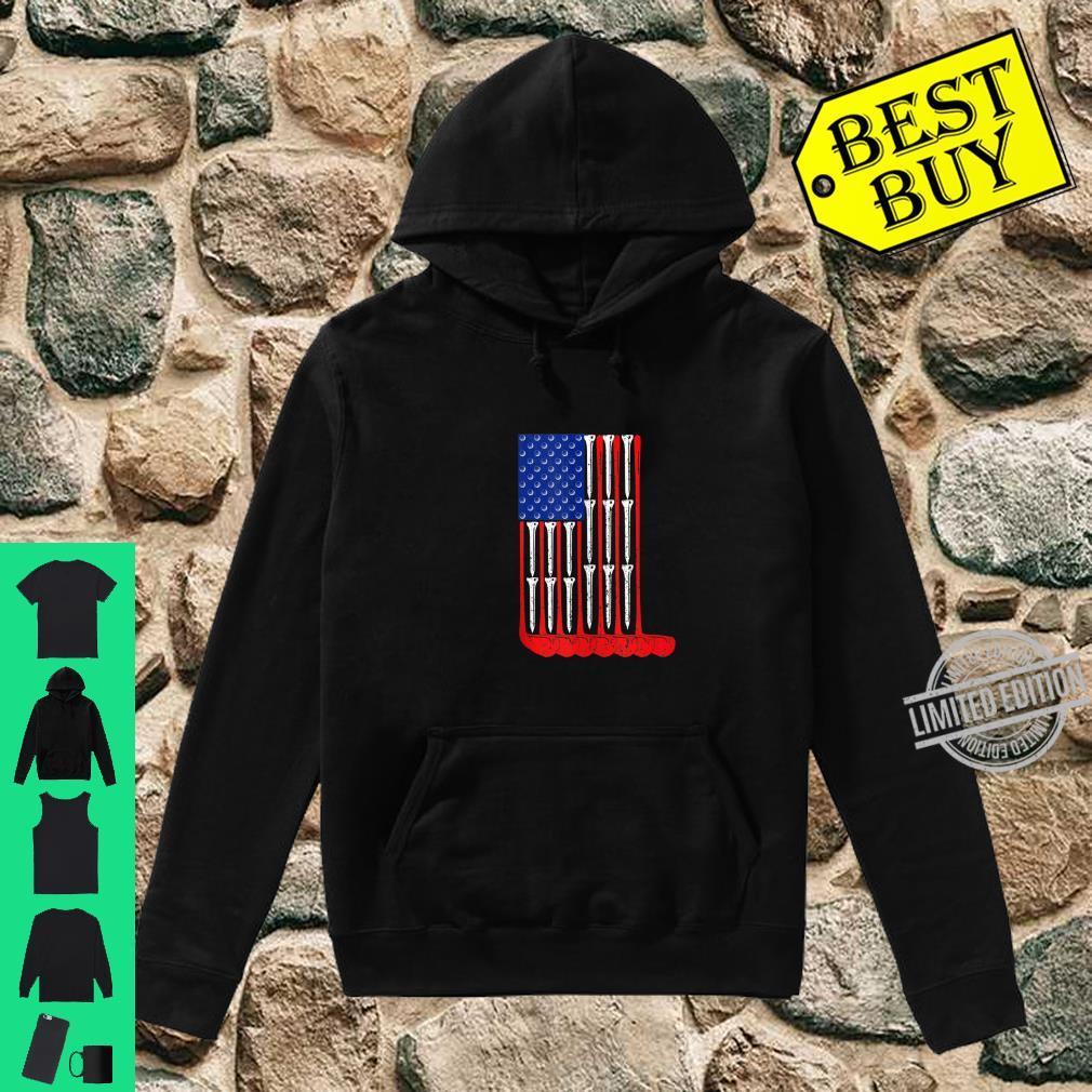 Golf Flag Sports Shirt hoodie