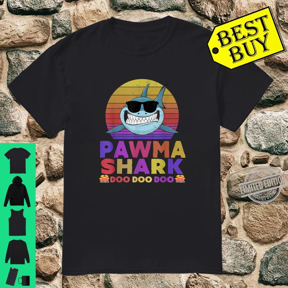 Pawma Shark Doo Doo Doo Shirt