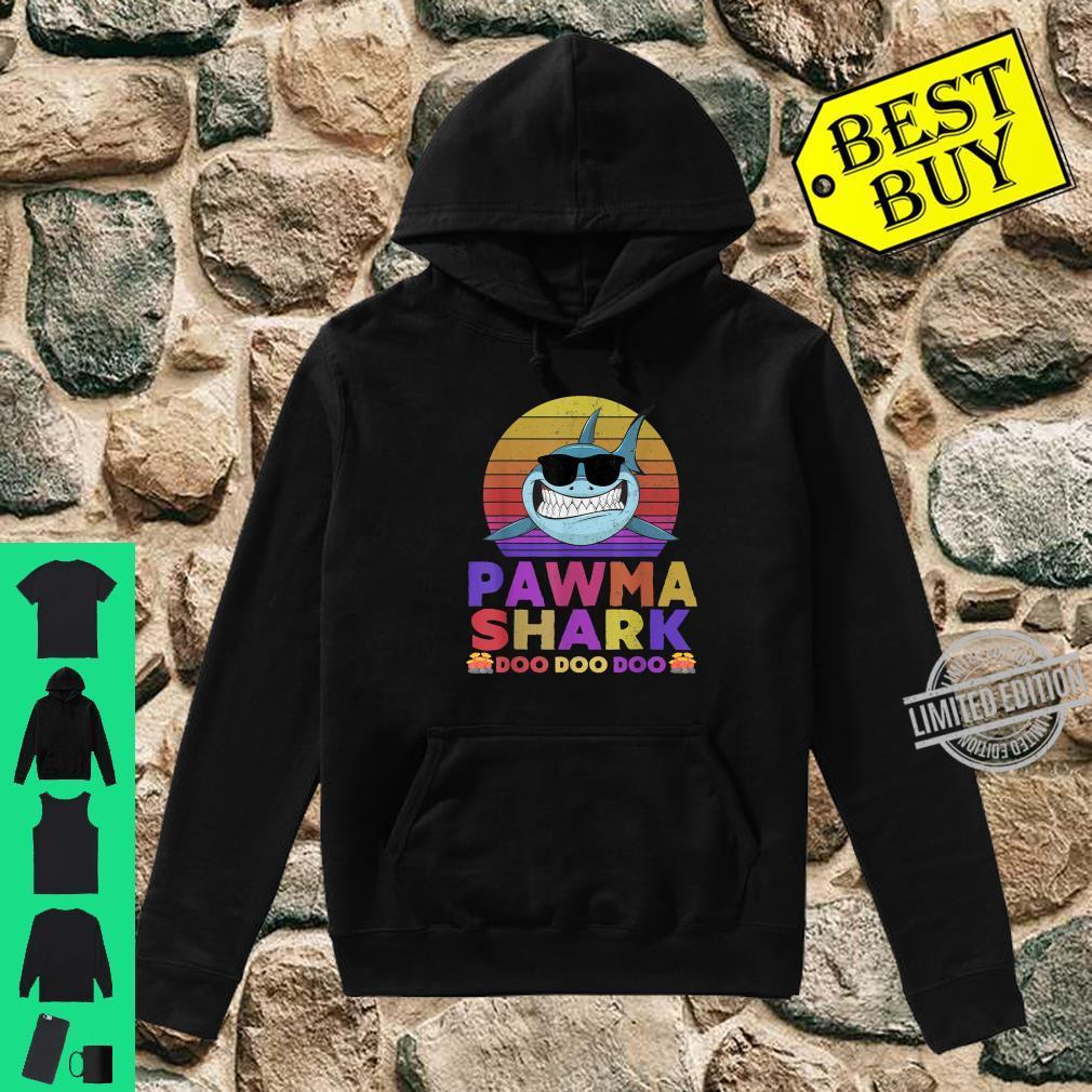 Pawma Shark Doo Doo Doo Shirt hoodie