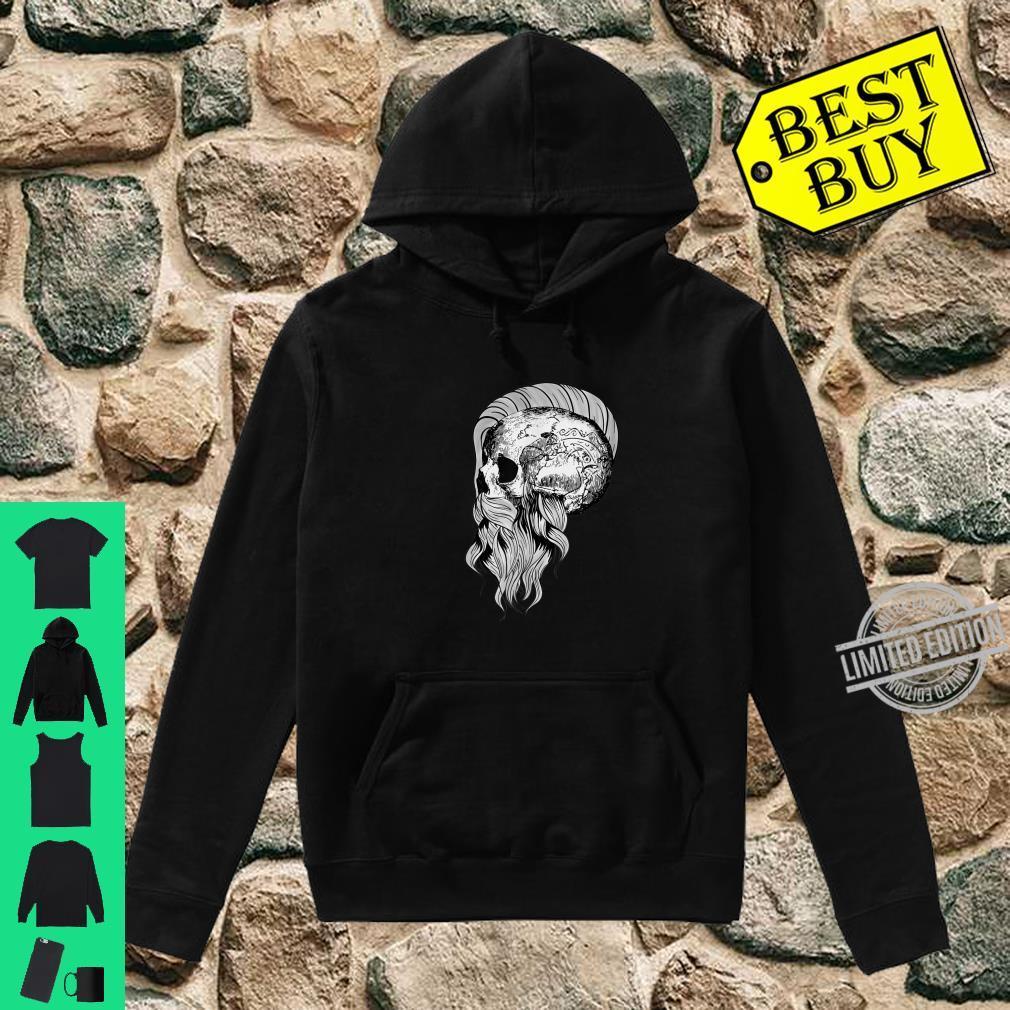 Ragnar Lodbrok & Viking Ragnar Lothbrok Shirt hoodie