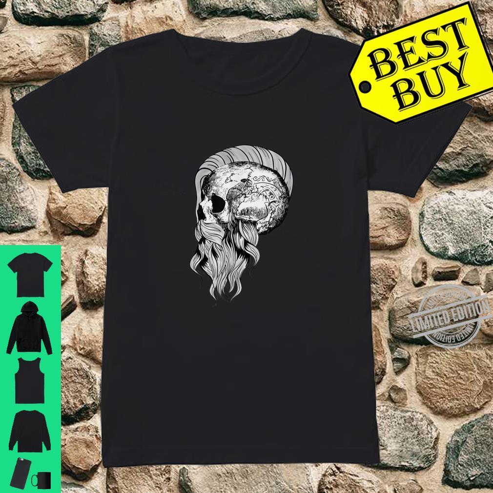 Ragnar Lodbrok & Viking Ragnar Lothbrok Shirt ladies tee