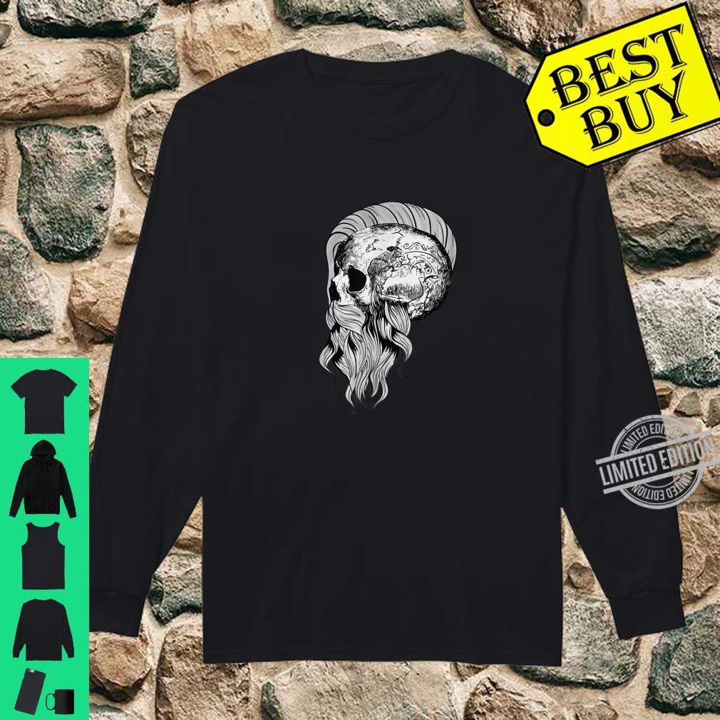 Ragnar Lodbrok & Viking Ragnar Lothbrok Shirt long sleeved