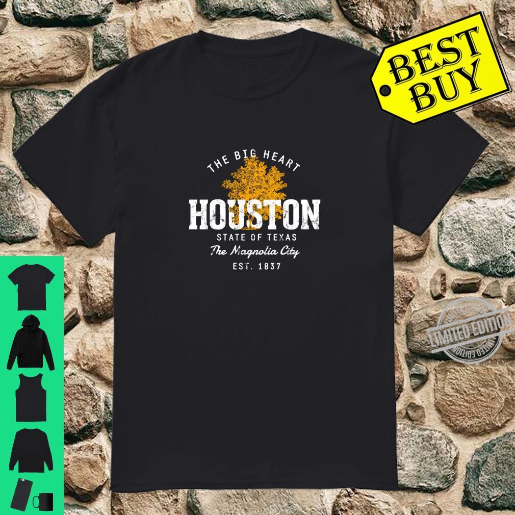 Retro Style Vintage Houston Shirt