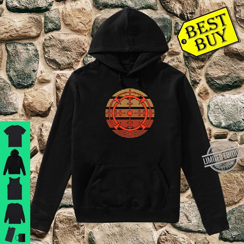 Target Shooting Sports Vintage Target Shooting Shirt hoodie