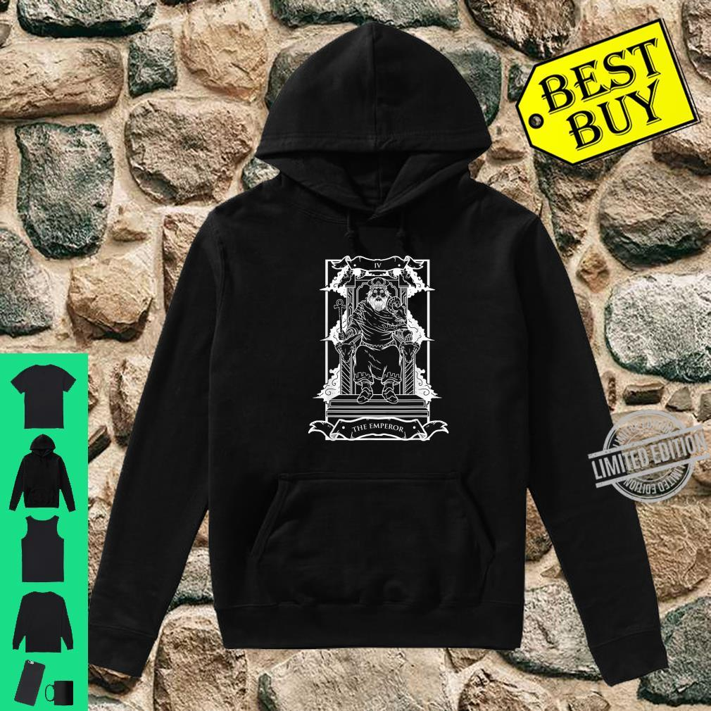 Tarot Card The Emperor IV Occult Vintage Shirt hoodie