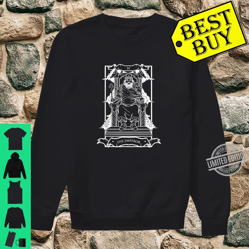 Tarot Card The Emperor IV Occult Vintage Shirt sweater