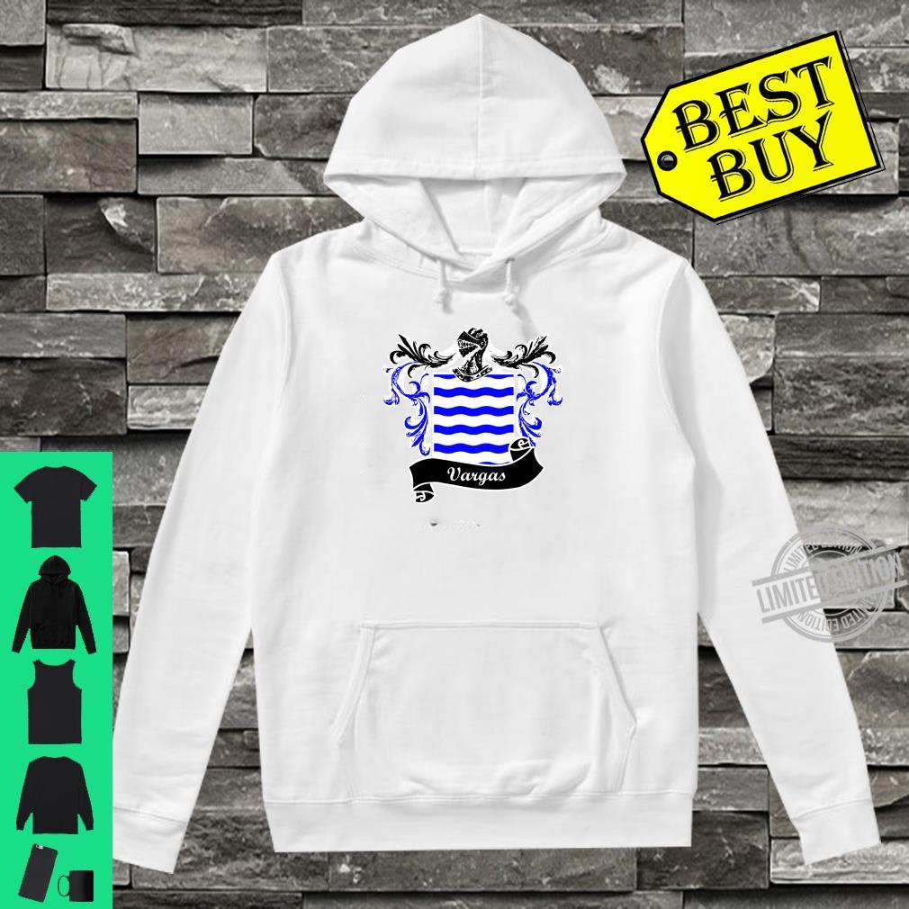 Vargas Coat of Arms surname last name family crest Shirt hoodie