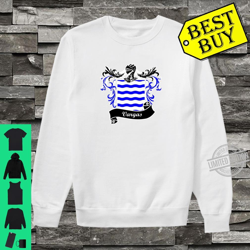 Vargas Coat of Arms surname last name family crest Shirt sweater